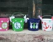 ASSORTED Colors - 10 Quart Bucket - Easter Basket Pail - Halloween Candy Bucket