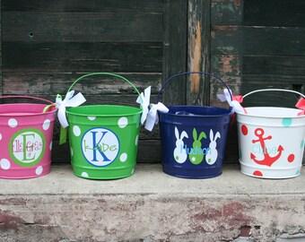 10 Quart Bucket - Easter Basket Pail - Halloween Candy Bucket