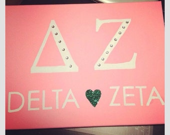 Sorority Name & Letters
