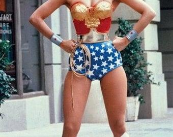 Wonder Woman Lynda Carter Rare Poster