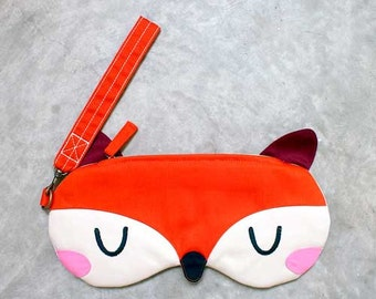 Wristlet - The Fantastic Fox Wrist-Poche (ORANGE)