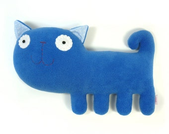 Kicia- handmade plush animal