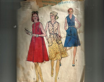 Simplicity Misses' Dress Pattern 6337