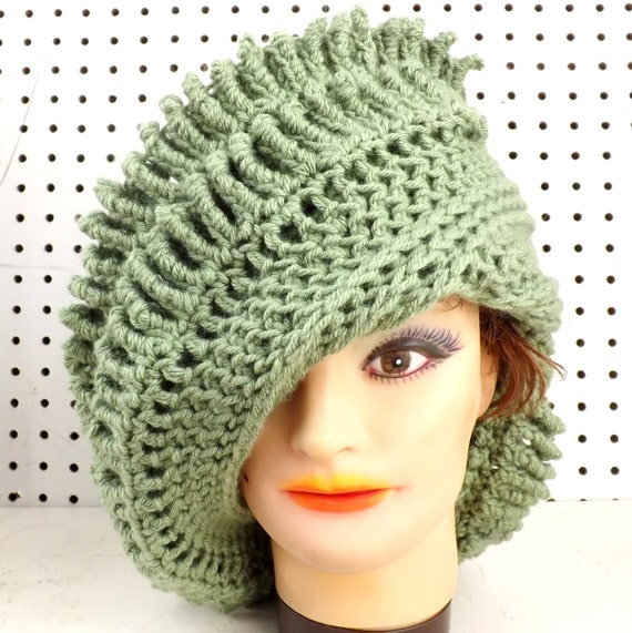 Crochet Pattern Womens Hat : Crochet Pattern Womens Crochet Hat Pattern by ...