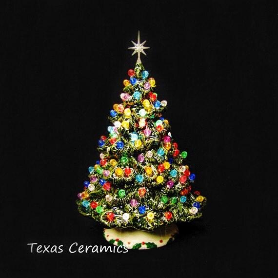 Shenandoah Pine Tree Ceramic Christmas Tree 10 By