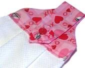 Valentine's Hanging Kitchen Dish Towel