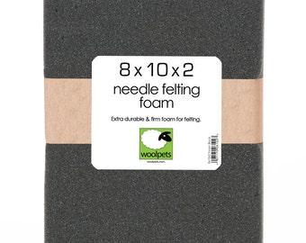 8 x 10 Needle Felting Foam Pad