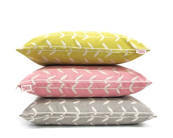 Cushion cover - Solid Orla