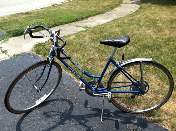 Girls Schwinn Collectible Bicycles : Vintage schwinn collegiate women girls sport bicycle bike