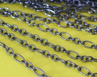 5 Feet Gunmetal Mother-Son Chains CHSM010Y-B