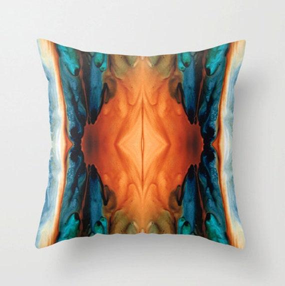 Throw Pillow Southwest Art Design COVER Southwestern Native