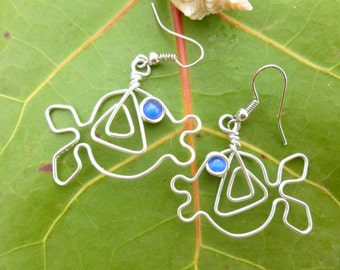 FISH EARRINGS WIRE