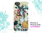 iPhone 6S Case,iPhone 6 Case, iPhone 6 Plus Case, iPhone 5 Case, iPhone 5S Case - Original Artwork by Yellena - Fling