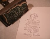 Custom Rubber Stamp for you or your business