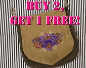 SALE! Buy 2 pockets, get the third free!