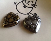 Kawaii - Heart LOCKET 20x20 mm - Code 122.936