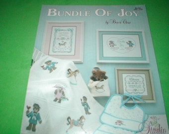 Bundle of Joy Baby Cross Stitch Patterns