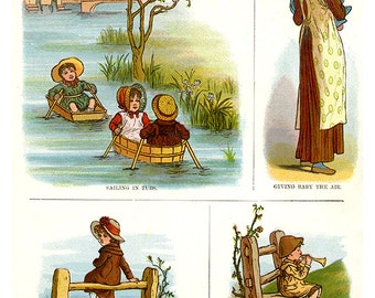 Kate Greenway Images For Your Art Projects