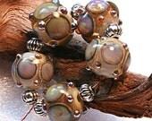 Jeanniesbeads Lampwork  Beads  3218