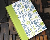 Key Journal - Large Lined