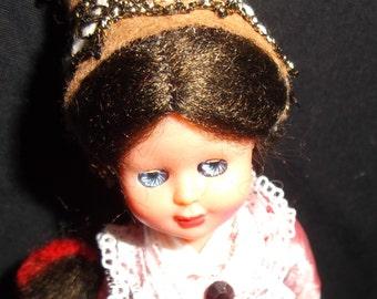 Vintage Schneider German Doll