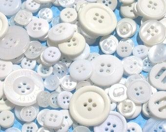 Vanilla White Purple - Button Selection