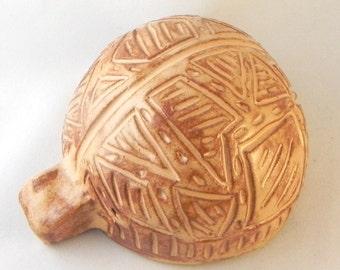 Stoneware Whistle  Clay Whistle Ceramic Whistle