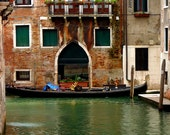 Serenity in Venice - fine art photography - 11x14-print - wall art