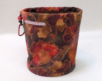 Fall Flowers Bag
