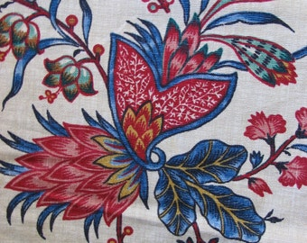 Vintage Ginger Blossom Country Roads by Waverley Fabric 1 yard