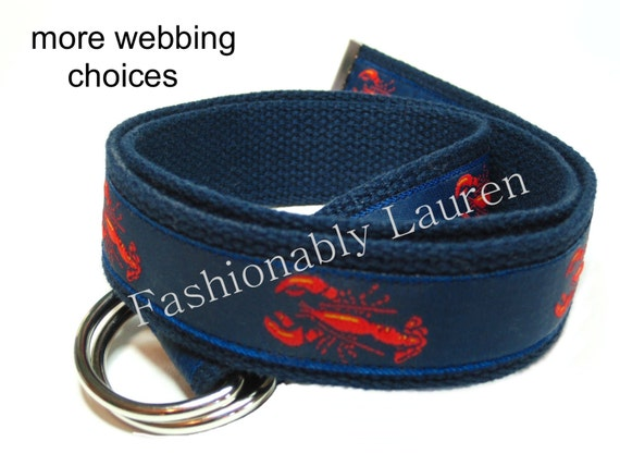Big And Tall D Ring Belt