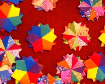 Oh My Stars! Stars! Stars, Stars, Nothing but stars! 6 origami paper stars