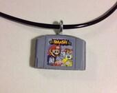 Super Smash Bros Necklace