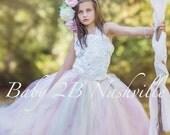 Wedding Dress Flower Girl...