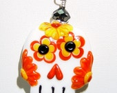 Day of the Dead - Halloween Pendant