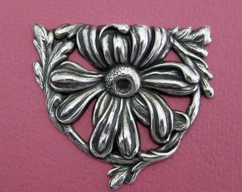 NEW Silver Daisy Finding 3527