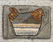 Sunday Dinner - Linen or Paper pattern - from Notforgotten Farm