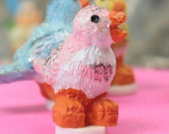 Little Glittery Birds - Set of 4 - 205-6271