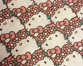 Hello Kitty Floral Faces 2014