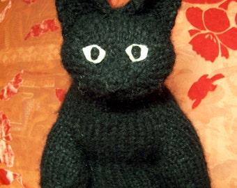 Fabulous Flexible Feline Knit Pattern