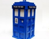 The Blue Police Box