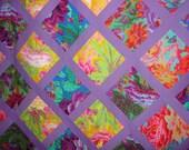 Quilt Top - Garden Lattice - You finish it