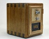 Walnut Post Office Box Bank 1970