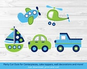 Cute Vehicle Cut Outs / V...