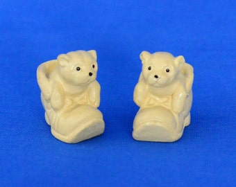 Puppies in Boots Salt and Pepper Set