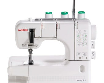 Janome CoverPro 900 CPX Sewing Machine, FREE SHIPPING