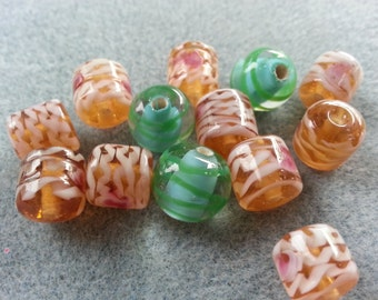 Assorted Glass Bead lot