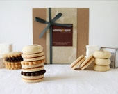 Mother's Day Cookie Gift Box, Gifts For Mom, Mother's Day Cookies, Cookie Sampler
