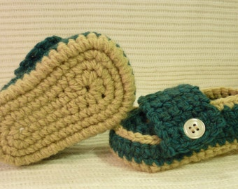 Baby bootees Little prince loafers  shoes 0-3 months