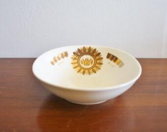 Vintage Georges Briard ceramic bowl
